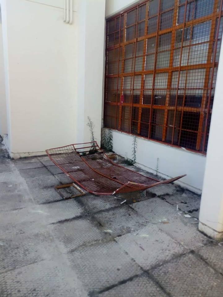 Καλοκαιρινή… επιδρομή δέχθηκε το κυλικείο του 2ου Δημοτικού Σχολείου Ζεφυρίου!