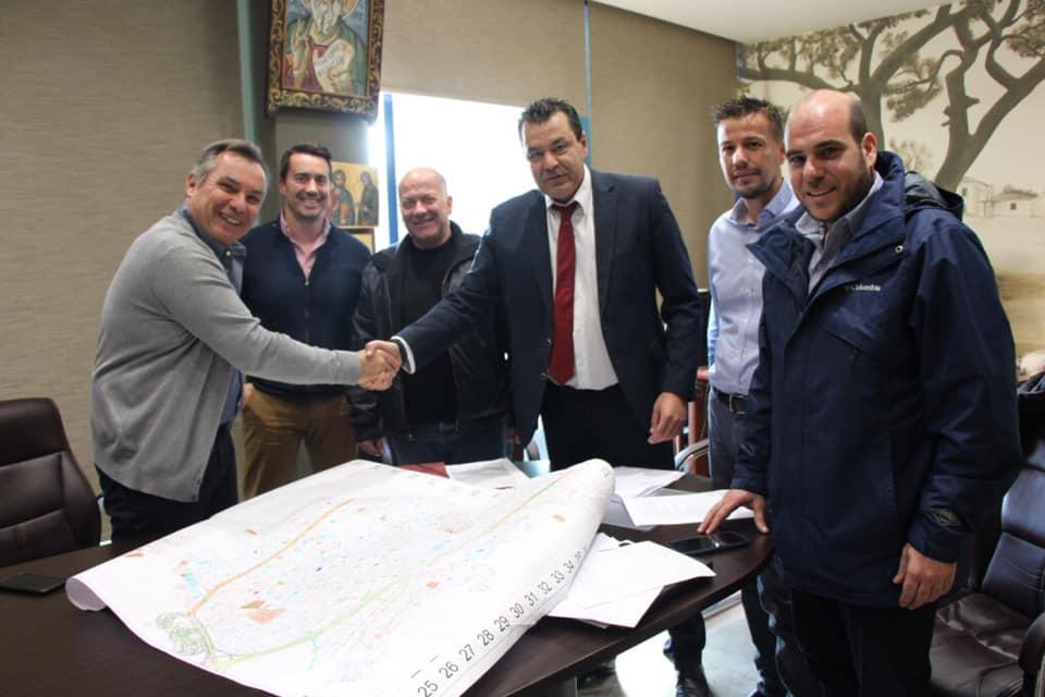 Ξεκινάει η ενεργειακή αναβάθμιση από τους δρόμους και τα δημοτικά κτίρια του δήμου!