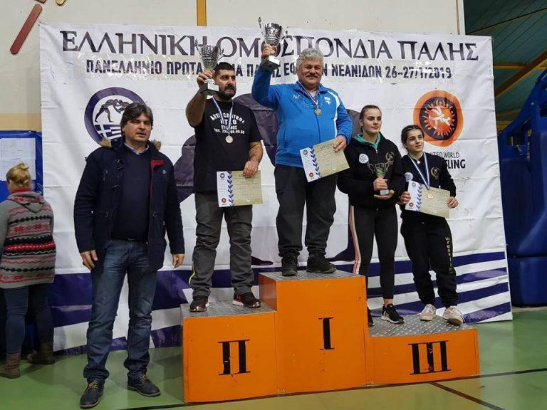 Πρωταθλήτριες Ελλάδος 2019 οι Νεάνιδες του Α.Ο. ΕΥΠΥΡΙΔΑΙ Άνω Λιοσίων!