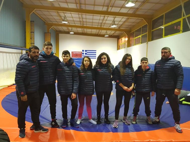«Ποδαρικό» με 6 αθλητές ο Δ.Α.Σ. στο 1ο Διεθνές Τουρνουά «Ακρόπολις U15» – Χαιρετισμός Δημάρχου