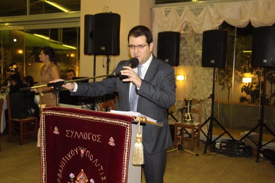 Απίστευτη επίθεση στον Πρόεδρο της «Γρίζας» από τον αρβανίτικης καταγωγής υποψήφιο, Α. Κουλοχέρη!!!
