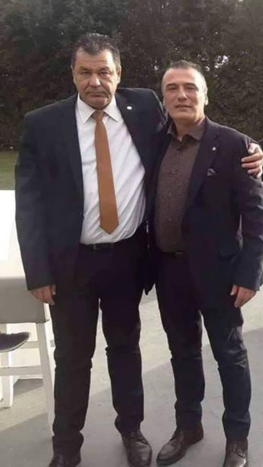 Υποψήφιος με τη «Νέα Εποχή» και ο Πρόεδρος της Δροσούπολης, Μιχάλης Ζουρίδης!