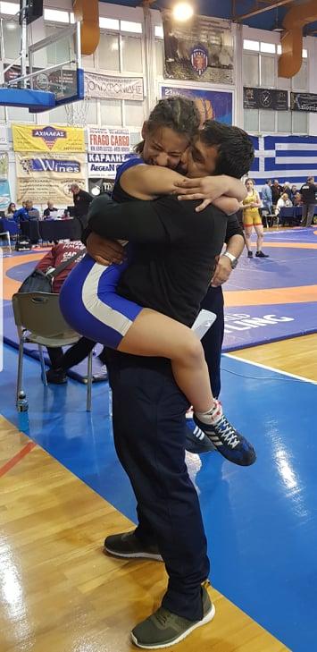 Στους κορυφαίους της Ελλάδας οι παλαιστές του Ζεφυρίου! Θρίαμβος στο Πανελλήνιο Πρωτάθλημα Πάλης στον Βόλο!