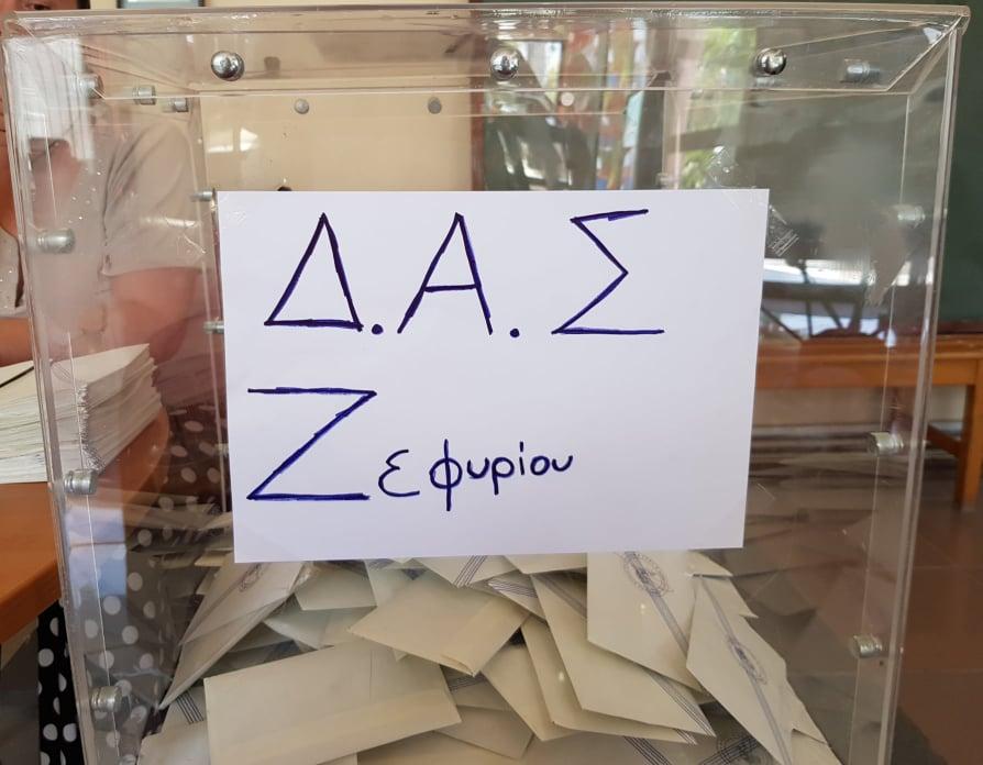 Εκλογές στον Δ.Α.Σ. Ζεφυρίου: Νέα πρόσωπα ανέδειξε η κάλπη στη διοίκηση του αθλητικού συλλόγου!