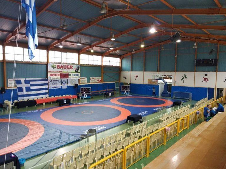 Το Ζεφύρι παλεύει! Στο κλειστό γυμναστήριο «Σπάρτακος» το Παιδικό Αναπτυξιακό Τουρνουά Πάλης