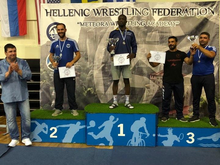 Τεράστια επιτυχία της Πάλης του Δ.Α.Σ. Ζεφυρίου στο 2ο Διεθνές Τουρνουά «Meteora Wrestling Academy»!