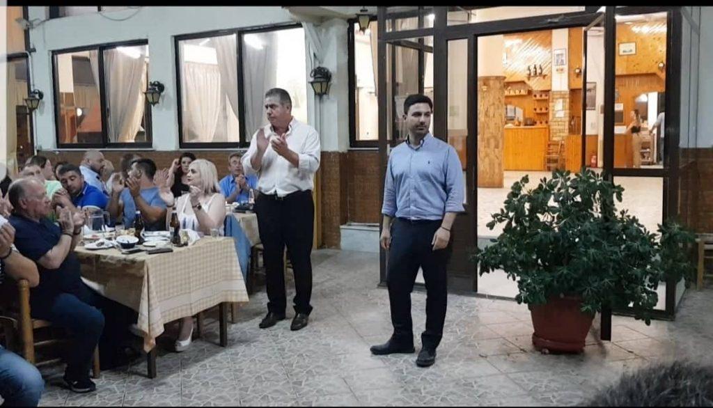 Με πλήθος κόσμου και εκπροσώπων του Δήμου Φυλής η συγκέντρωση του Σταμάτη Πουλή στη Χασιά