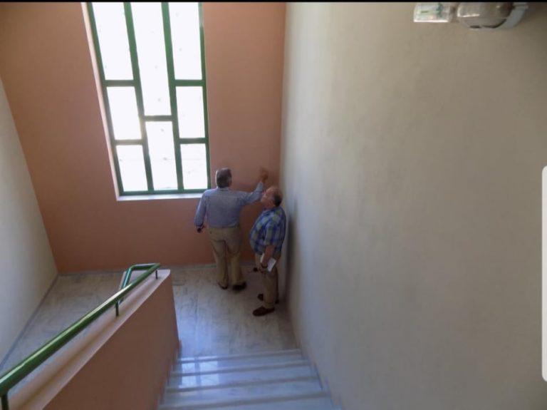 Ξεκίνησαν οι επισκευές στα σχολεία που υπέστησαν ζημιές από τον σεισμό