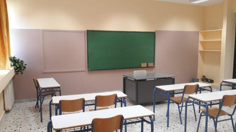Το πρόγραμμα Αγιασμού των σχολείων Ζεφυρίου