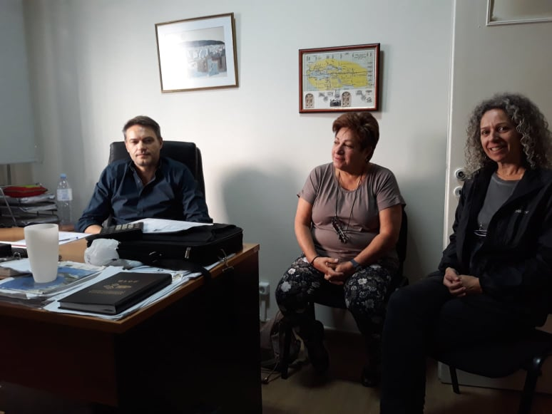 Συνάντηση του Δήμου Φυλής και του Συλλόγου Ζωφριάς με Ο.Α.Σ.Α. για τη γραμμή 711 (Αθήνα – Ζωφριά)