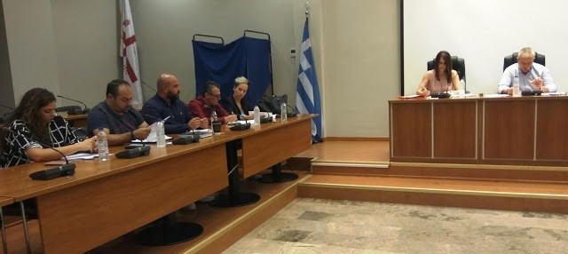 Διάθεση συνεργασίας και ομοψυχίας στην πρώτη συνεδρίαση του Τοπικού Συμβουλίου Άνω Λιοσίων