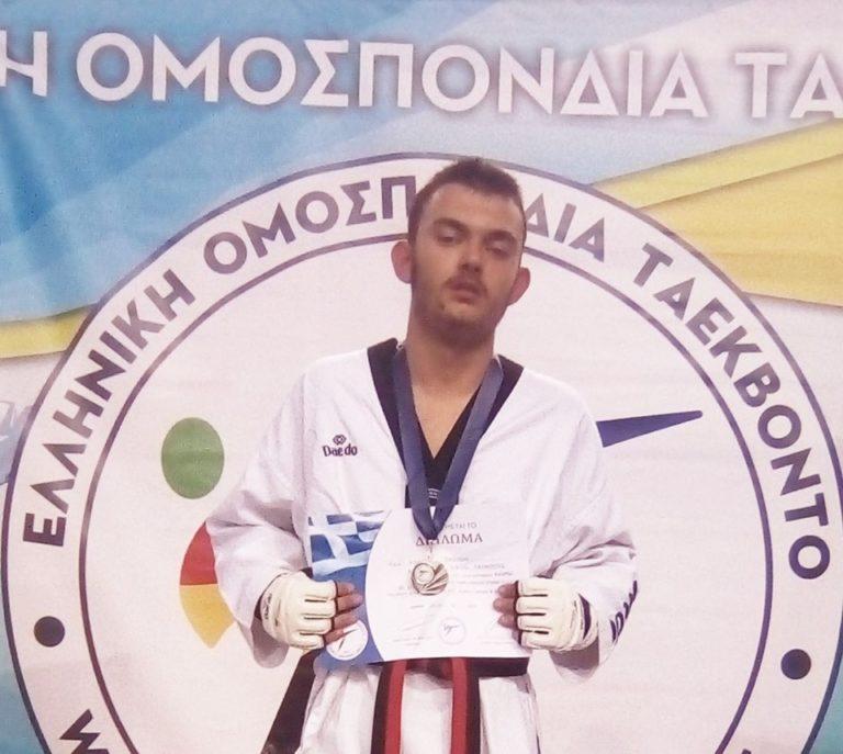 Ο Βασίλης Αβραμίκας ανοίγει τον δρόμο για την κατηγοριοποίηση του Παρα – Taekwondo στη χώρα μας;