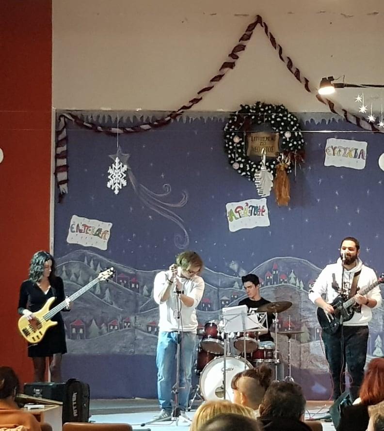 """Το """"λίγο"""" έγινε… ΠΟΛΥ στη φιλανθρωπική συναυλία """"Christmas spirit… Μετά μουσικής"""" στο Ζεφύρι!"""