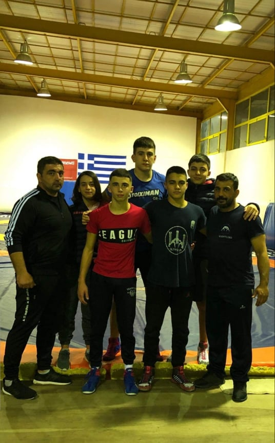 Με 5 αθλητές στο Πανελλήνιο Πρωτάθλημα Πάλης Παίδων – Κορασίδων ο Δ.Α.Σ. Ζεφυρίου