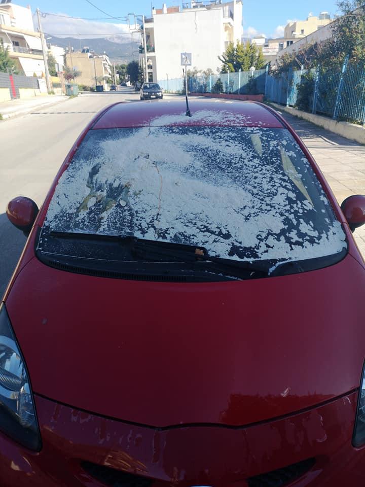 Άγνωστοι βανδάλισαν το αυτοκίνητο του Αντιδημάρχου Ζεφυρίου Γιάννη Μαυροειδάκου