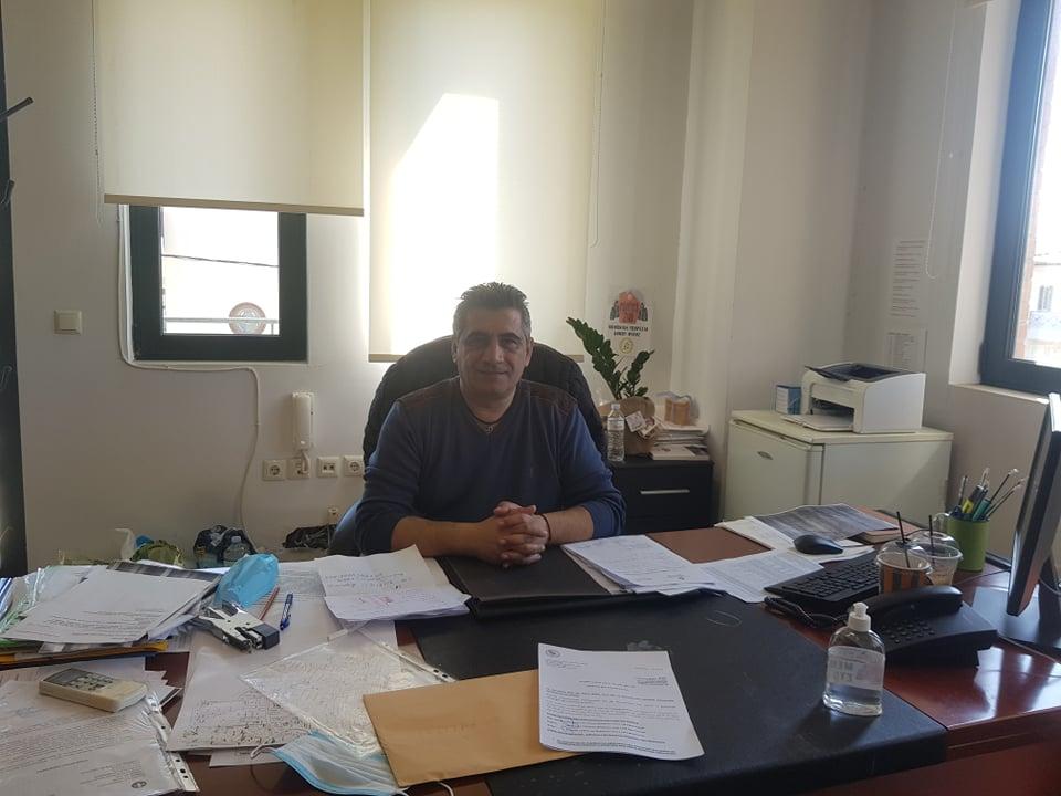 Συνέντευξη στο in.gr του Αναπλ. Δημάρχου Κοινωνικής Πολιτικής Γιώργου Αντωνόπουλου