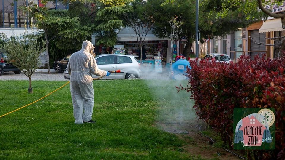 Δήμος Φυλής: Συνεχίζονται οι ψεκασμοί σε εστίες ανάπτυξης των κουνουπιών (video)