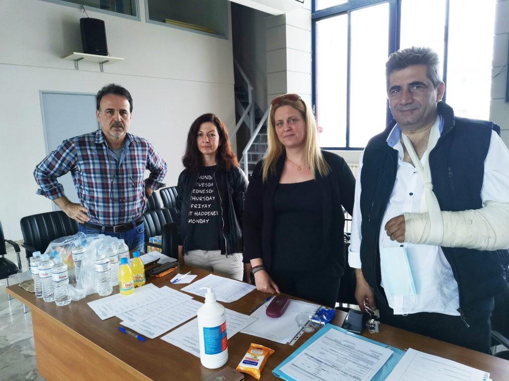 Συγκινητική η συμμετοχή των πολιτών στην εθελοντική αιμοδοσία της Κοινωνικής Υπηρεσίας του Δήμου Φυλής
