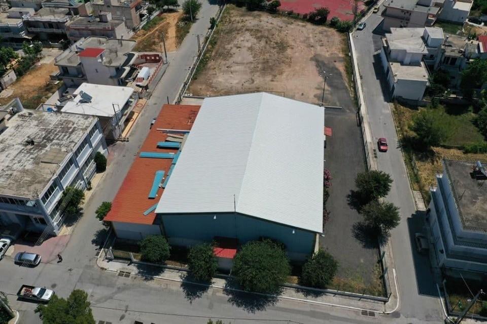 """Κομβικής σημασίας έργο για την πόλη του Ζεφυρίου η κατασκευή νέου γηπέδου στον """"Σπάρτακο""""!"""