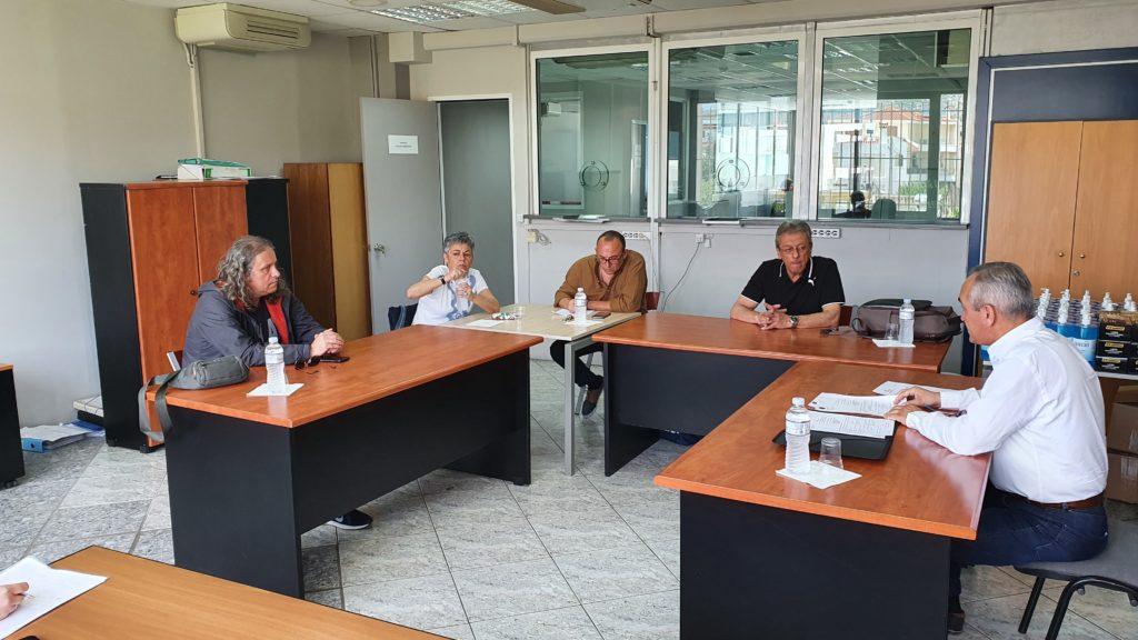 Άριστα προετοιμασμένα τα εξεταστικά κέντρα του Δήμου Φυλής για τις πανελλαδικές εξετάσεις