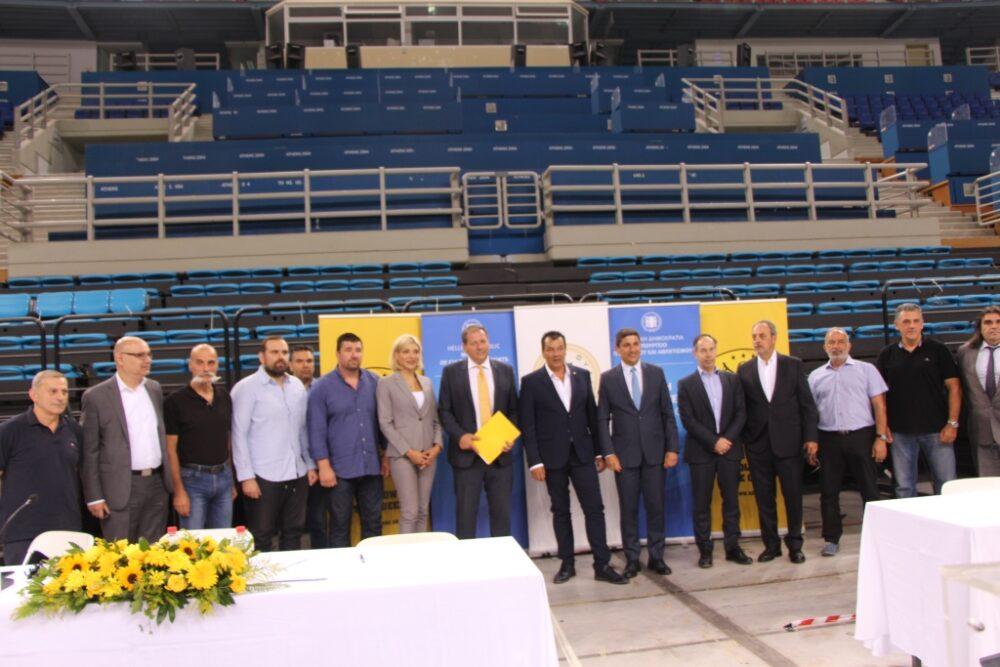 Όροι και υποχρεώσεις των συμβαλλομένων στο Μνημόνιο Συνεργασίας για την αξιοποίηση του Ολυμπιακού Κέντρου Άνω Λιοσίων