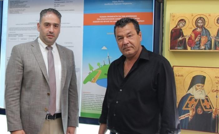 Επέκταση του Φυσικού Αερίου & Δημιουργία Σημείου Εξυπηρέτησης Πολιτών στον Δήμο Φυλής