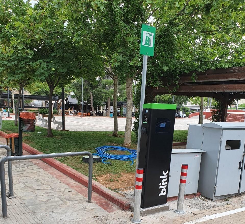 Νέα ενεργειακή εποχή στον Δήμο Φυλής φέρνει ο σταθμός φόρτισης ηλεκτρικών αυτοκινήτων!