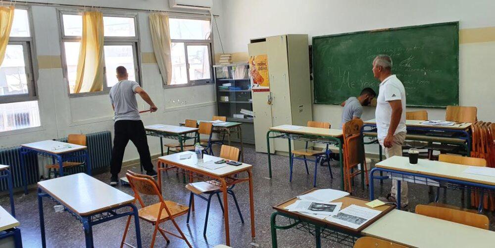 Εργασίες συντήρησης και ανακαίνισης στα Γυμνάσια και Λύκεια του Δήμου Φυλής