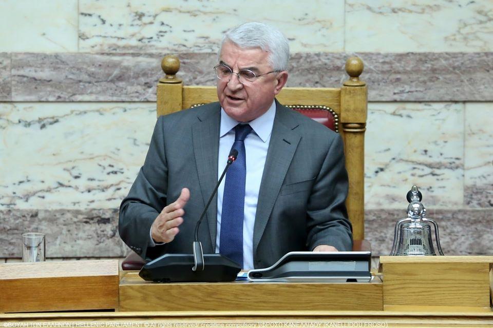 """Άρθρο του Αντιπροέδρου της Βουλής Θανάση Μπούρα: """"Έμφαση στη Διαφάνεια, ποιότητα στη Δημοκρατία"""""""