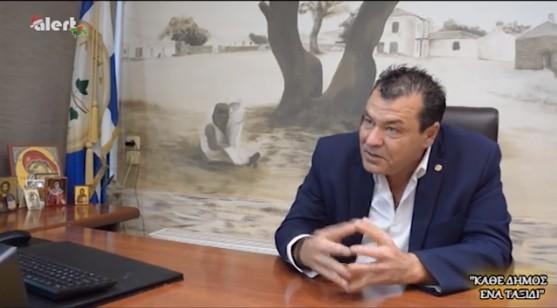 """Ένα… """"ταξίδι στον Δήμο Φυλής"""" από τον Δήμαρχο Χρήστο Παππού και το κανάλι Alert"""