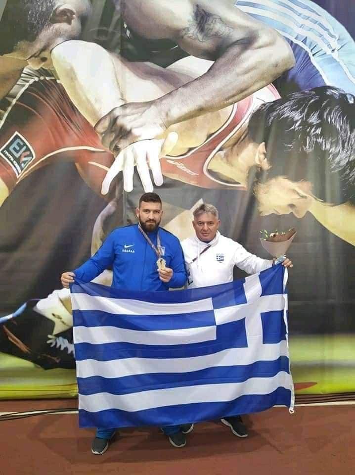 Στη διεκδίκηση του Ολυμπιακού ονείρου ο Αλέξανδρος Παπαδάτος των Λεωντίδων!