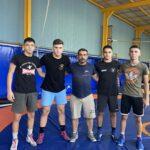 Με δυνατή 4άδα στο Πανελλήνιο Πρωτάθλημα Πάλης Εφήβων ο Δ.Α.Σ. Ζεφυρίου