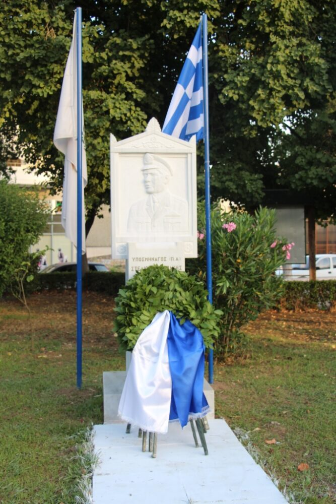Παρουσία των συγγενών τους, η εκδήλωση μνήμης των νεκρών και αγνοουμένων του Δήμου Φυλής στην Κύπρο